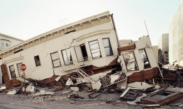 My Evangelical Earthquake